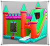 Раздувной оживлённый парк атракционов Castle с Obstacle Toy (CY-M2070)