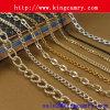 Correntes de bolsas / Corrente decorativa / Corrente de roupa / Corrente de sapato / Cadeia de metal / Cadeia de alumínio