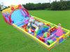 Slides o Ladder inflable Slide. Salto inflable de la gorila de la diapositiva