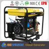 5.5kw Diesel - приведенное в действие Open Frame Genertor