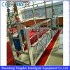 Plataforma de trabajo suspendida accionada de alta calidad Zlp1000