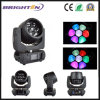 Mini 7 * 15W LED Wash Moving Lighting pour Stage