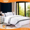 Поставкы гостиницы продают установленные постельные принадлежности оптом 100% хлопка (MIC052106)