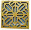 Panel decorativo tallado de la rejilla MDF Wodden (WY-52)