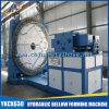 Машина заплетения стального провода шланга