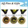 De Medailles van de Legering van het zink met de Zachte Kleur van het Email voor Zwemmende Club