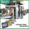 Полноавтоматический бумажный мешок делая машинное оборудование