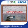 Clavier d'ordinateur portatif pour le blanc de HP Probook 430 G2/440 G2/445 G2/Us