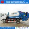 HOWO 4X2 10m3 kleiner Abfall-LKW-verwendeter Abfall-Verdichtungsgerät-LKW