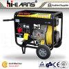 Luftgekühlter geöffneter Rahmen-Typ Dieselgenerator (DG8000E3)