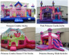 Aufblasbare springende Prahler-Schloss-Prinzessin Inflatable Castle