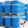 Venta caliente natural de benzaldehído para la industria (100-52-7)