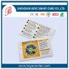 Carte à puce sans contact sans contact à 13,56 MHz avec puce Fudan (compatible)