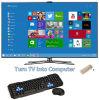 Intel-Vierradantriebwagen-Kern-Windows Fernsehapparat-Kasten