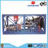 Het efficiënte Industriële Misting 400kw, het Koelen & het Vertroebelen Pneumatische Schoonmaken van de Cycloon van de Controle