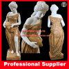 Het Italiaanse Beeldhouwwerk van het Standbeeld van het Meisje van de Beeldhouwwerken van het cijfer voor Tuin (SL025 H180CM)