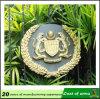 Emblema nacional de Malaysia do metal