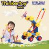 Mini brinquedos inteletuais educacionais plásticos do miúdo