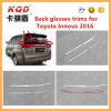 2016 automobile Accessories pour Toyota Innova Auto 2016 Accessories pour Toyota Innova Back Glasses Trims pour Innova