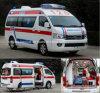 ISO, de Auto van het Ziekenhuis van de Ziekenwagen van de Eerste hulp van Foton van de Goedkeuring van Ce (BJ6549B1)
