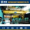 Электрический перемещая металлургический надземный кран с ISO