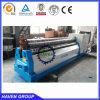 X11-25W2500 hidráulico de alta calidad 3 placa de rodillo máquina laminadora de flexión