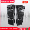 Shinco 2*12''torre Activa Multimedia Bluetooth Altavoz Prefessional