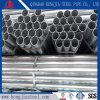 Труба горячего DIP GR b BS1387 ASTM A53 гальванизированная стальная