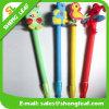 Flower Design PVC Stylo magnétique pour promotion