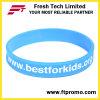 Wristband del silicone del regalo di Promotional OEM Company