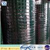 PVC покрыл гальванизированную сваренную ячеистую сеть Rolls