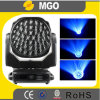 Luz principal móvil grande del ojo K20 LED de la abeja de RGBW