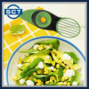 1 Avocado Slicer Cutter Kitchen Fruit Vegetable Toolsに付き3