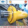 Cylindre hydraulique de grande bride télescopique d'alésage
