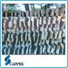 Ardesia arrugginita naturale del Brown per le mattonelle della parete (CM-42)