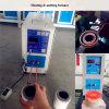 Fornace ad alta frequenza della saldatura della vite della macchina termica di induzione