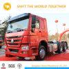 Il camion 371HP del trattore di Sinotruk 6X4 HOWO trasporta la testa su autocarro