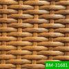 Matériau extérieur imperméable à l'eau de rotin de PVC de meubles (BM-31681)