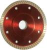 Вырезывание точильщика угла сухое, для керамической плитки и Камн-Красного цвета