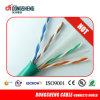 CAT6 de Kabel van het Netwerk UTP met Ce RoHS ISO UL