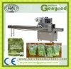 Empaquetadora vegetal automática de la almohadilla