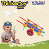 Plastic Stuk speelgoed DIY voor Onderwijs Sepcial en na de Programma's van de School