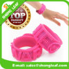 Nouveauté Funny Custom Spiky Word Kids Silicone Wrist Slap Band