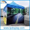 una fiera commerciale promozionale di alluminio esagonale di 10 ' x10 schiocca in su il Gazebo della tenda