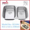 3221 Undermount Fregadero, lavabo de acero inoxidable, Bar Sink, lave el fregadero con Cupc aprobado