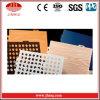 Прямые продажи плиткой поверхности алюминиевых наружной стены из шпона