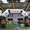 Rennen-aufblasbares Bogen/Qualität PVC-aufblasbarer Bogen