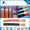 Черная ПВХ/резиновой изоляции кабеля сварки