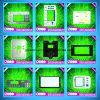 Высокое качество уплотнения выберите Графический чрезмерно мембраны панели/объективов