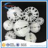 Polyhedral pelotas de plástico hueco Embalaje-- PP, PVDF, PE, PVC, CPVC